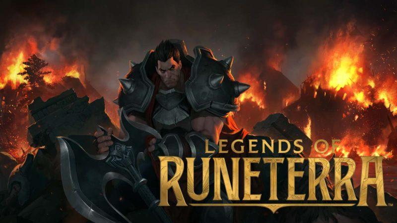 Legends of Runeterra доступна для смартфонов