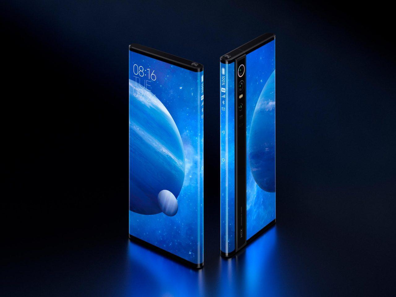 Xiaomi готова к серийному производству Mi Mix Alpha