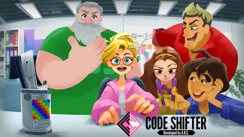 Code Shifter Logo