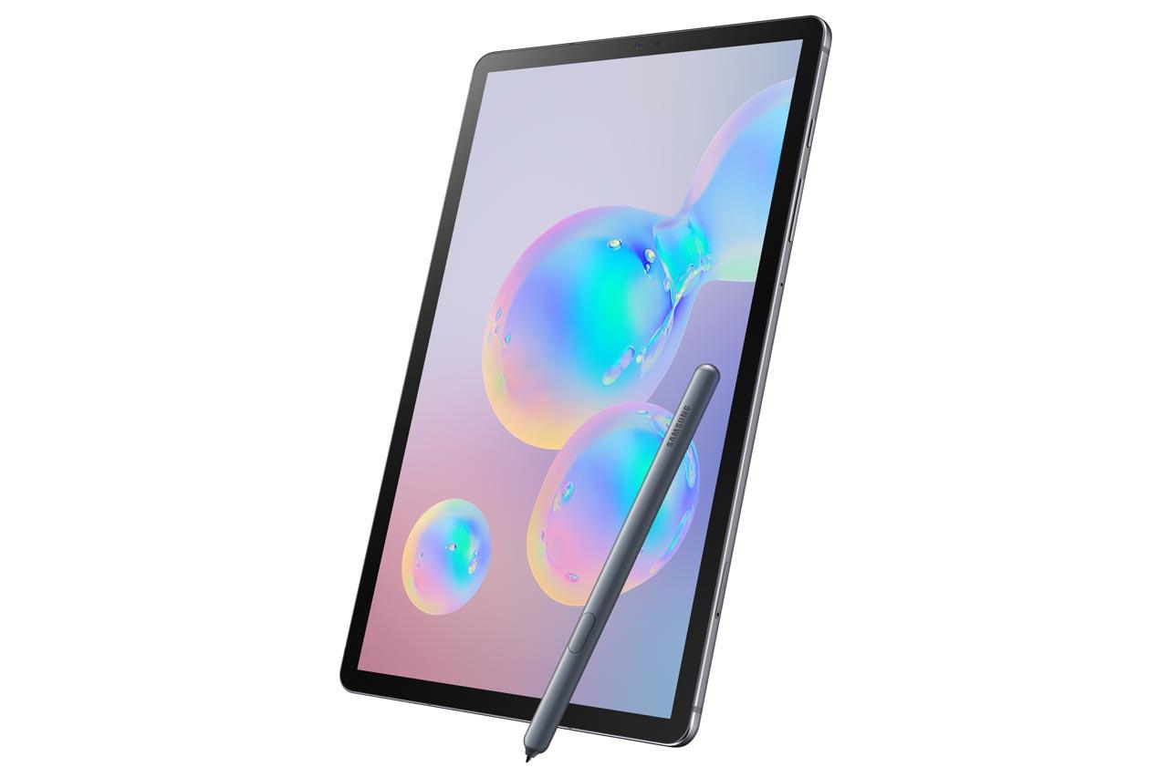 Samsung завтра представит первый в мире планшет с поддержкой 5G.