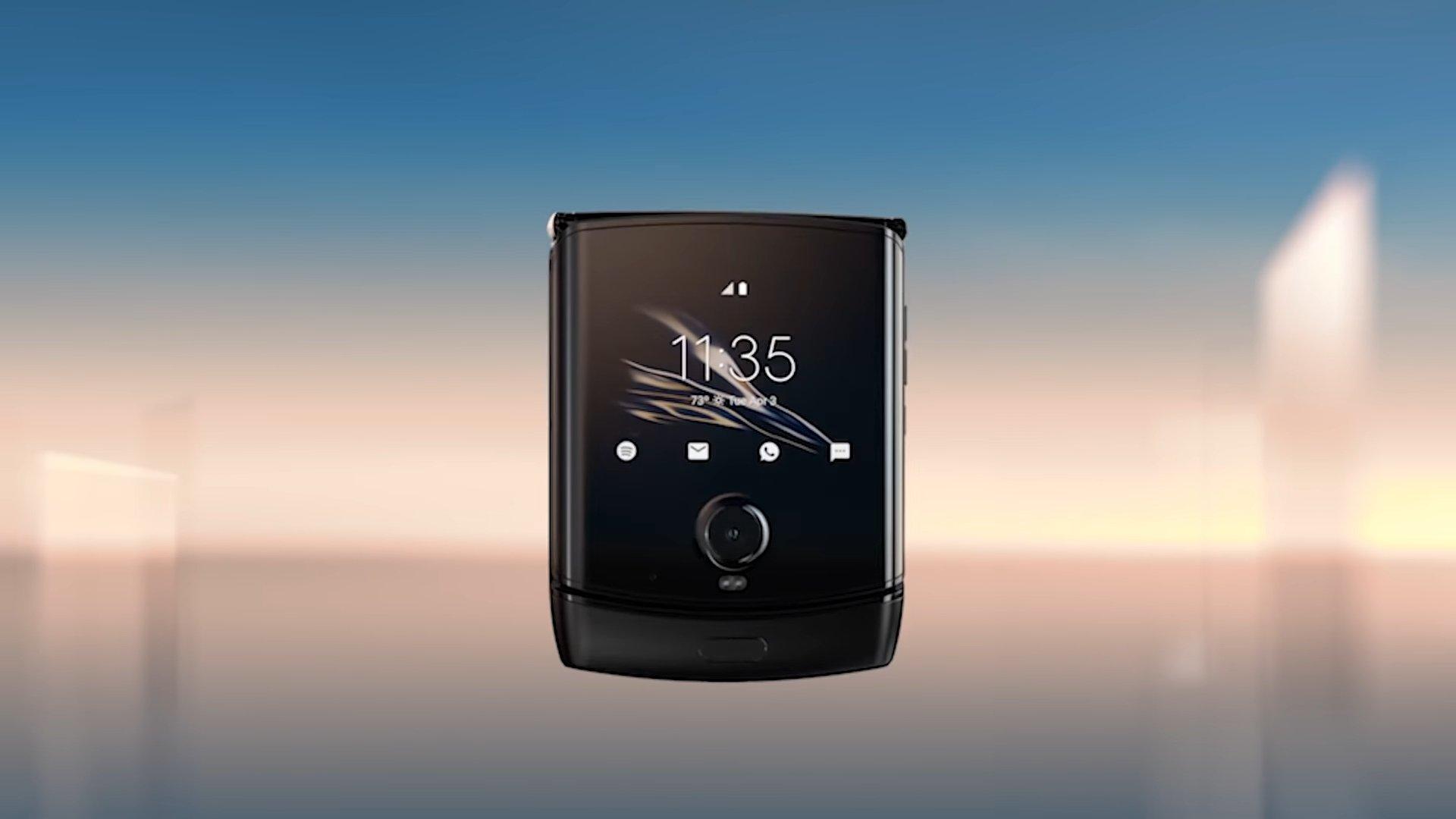 Motorola рассказала как ухаживать за вашим Razr.