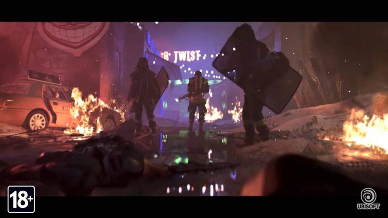 Ubisoft представила тизер 3-го эпизода The Division 2.
