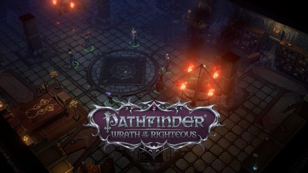 Pathfinder: Wrath of the Righteous обзавелась первыми скриншотами