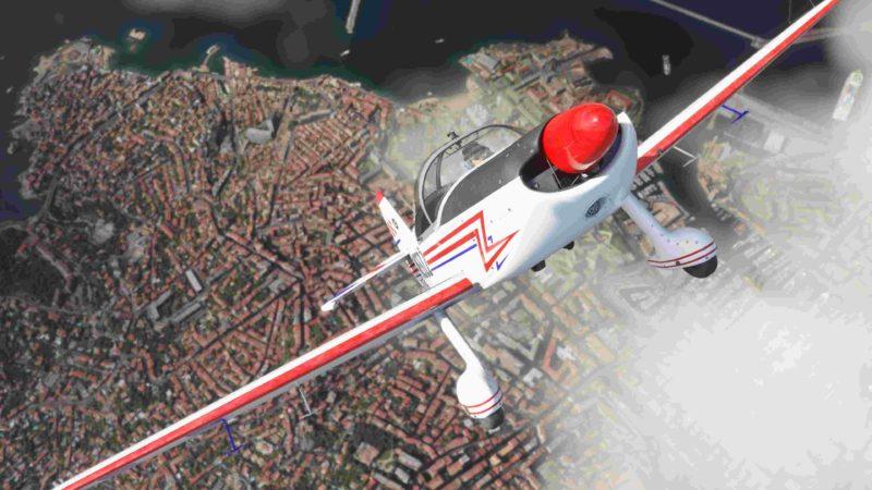 Microsoft открыл регистрацию на альфа-тестерование Flight Simulator 2020