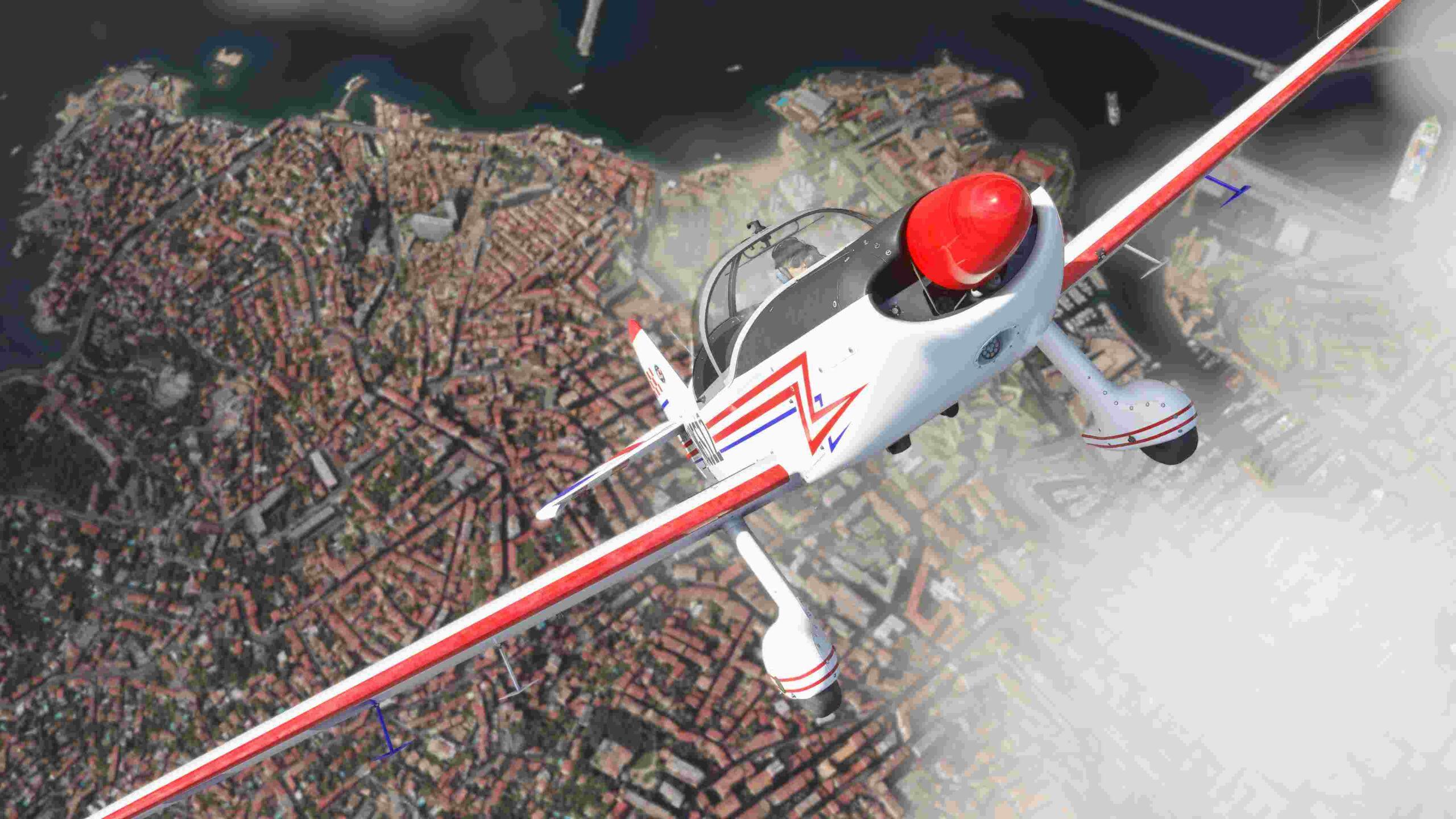 Microsoft открыл регистрацию на альфа-тестерование Flight Simulator 2020.