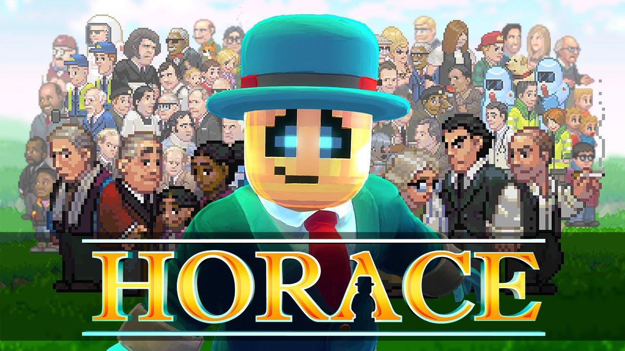 Horace можно бесплатно забрать в Epic Games Store до 23 января