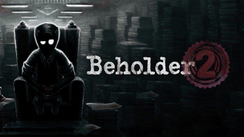 Beholder 2 Game Logo
