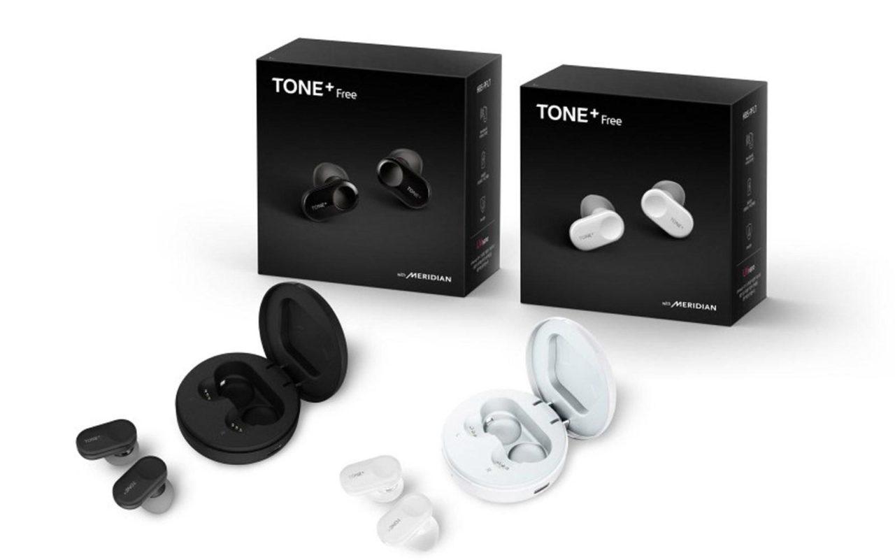 Беспроводные наушники LG Tone Plus Free теперь продаются не только в Корее
