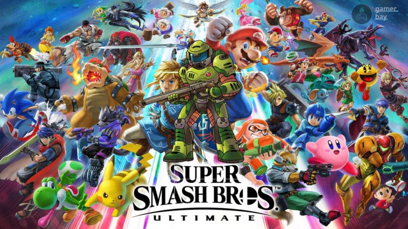 Nintendo и id Software видят забавным добавление Думгая в Smash Bros.