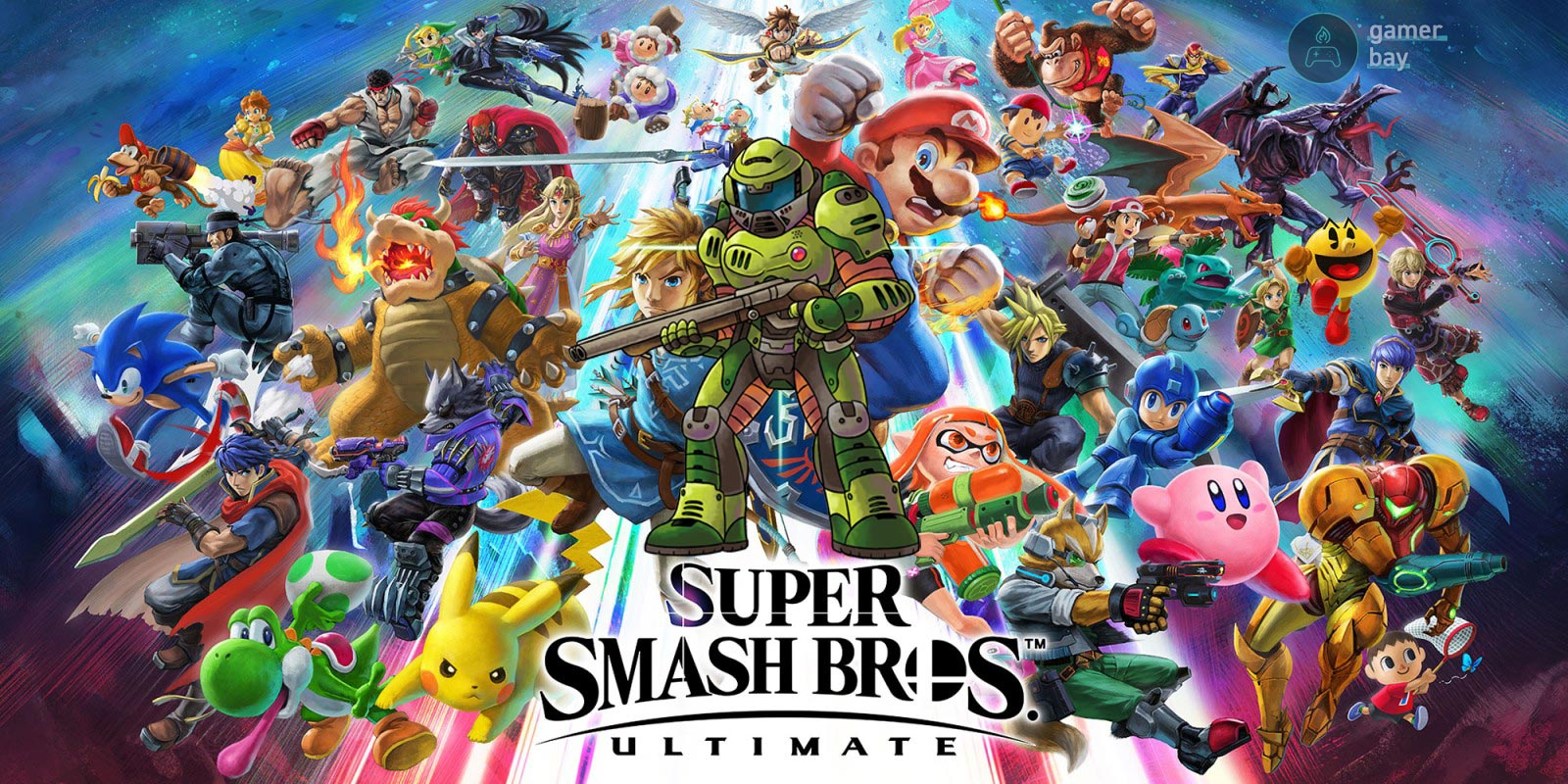 Nintendo и id Software видят забавным добавление Думгая в Smash Bros.