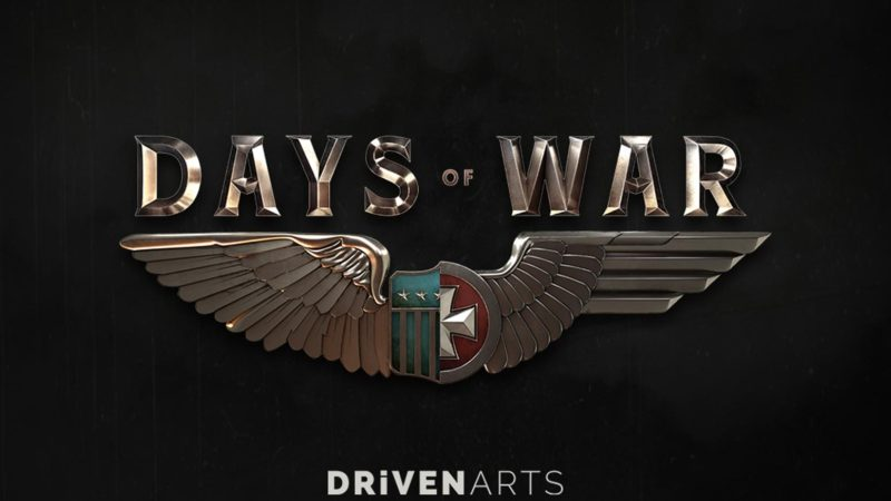 Days of War game logo