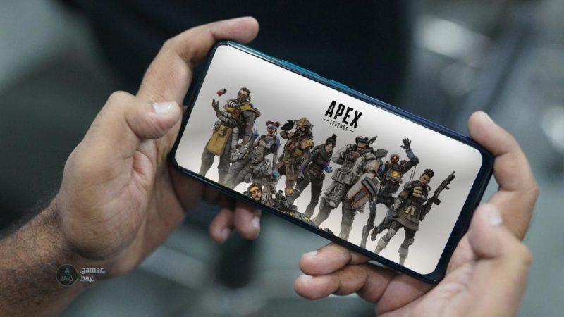 EA разрабатывает мобильную Apex Legends.