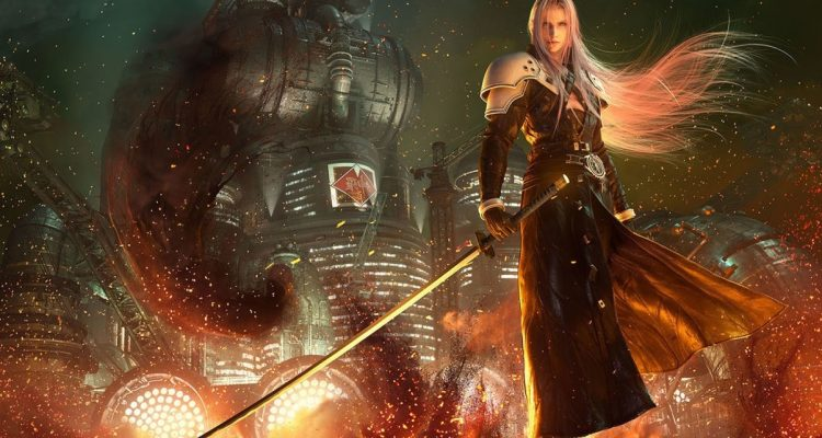 Final Fantasy VII вероятно выйдет и на PC