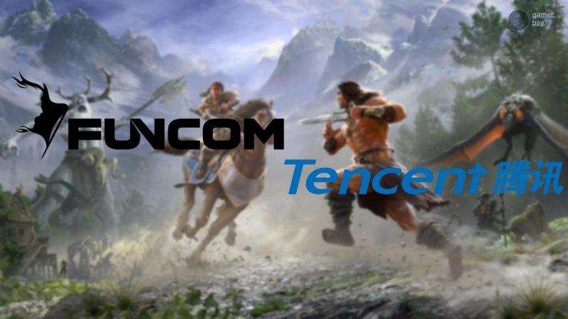 Tencent хочет полностью купить Funcom.