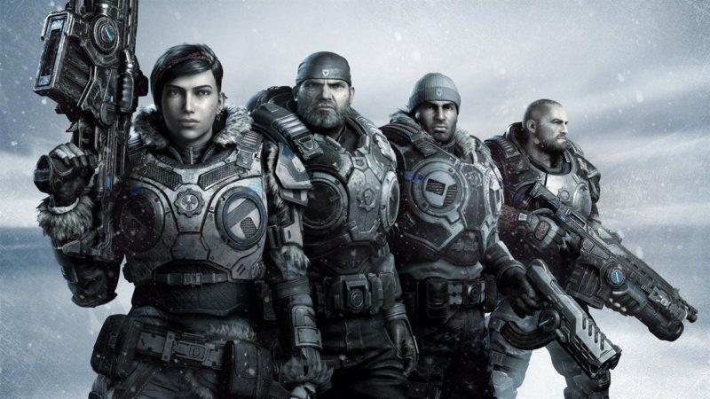 Gears 5 получает первый патч в этом году.