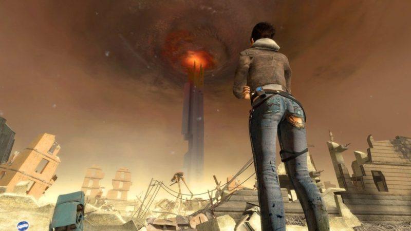 Серия Half-Life временно бесплатна в Steam