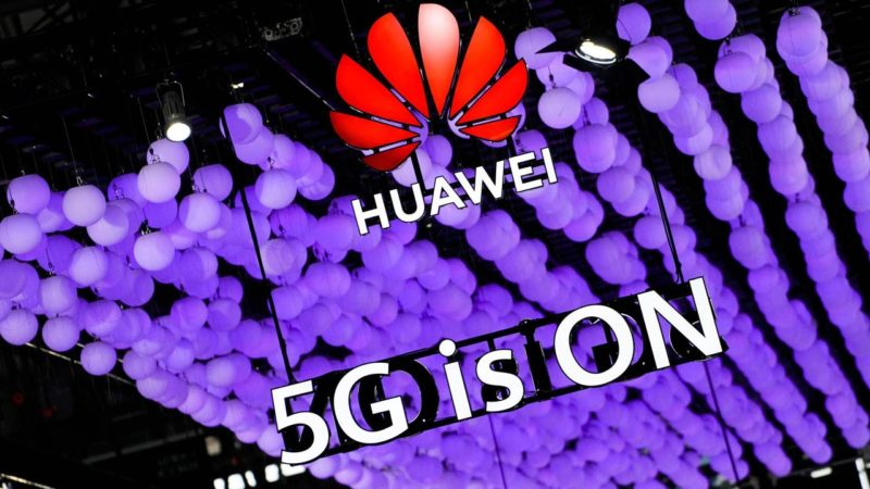 Huawei допустили до постройки сетей 5G в Великобритании.