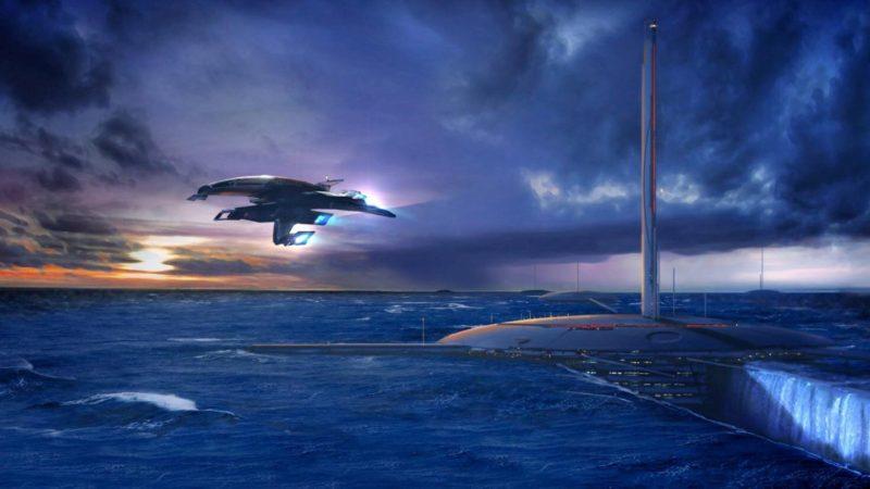 Mass Effect 5 концепт