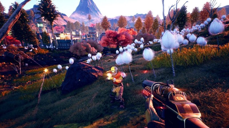 Объявлена дата релиза The Outer Worlds на Nintendo Switch