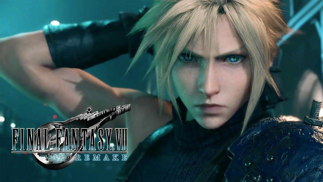 Демо-версия Final Fantasy VII Remake выйдет одновременно с основной игрой