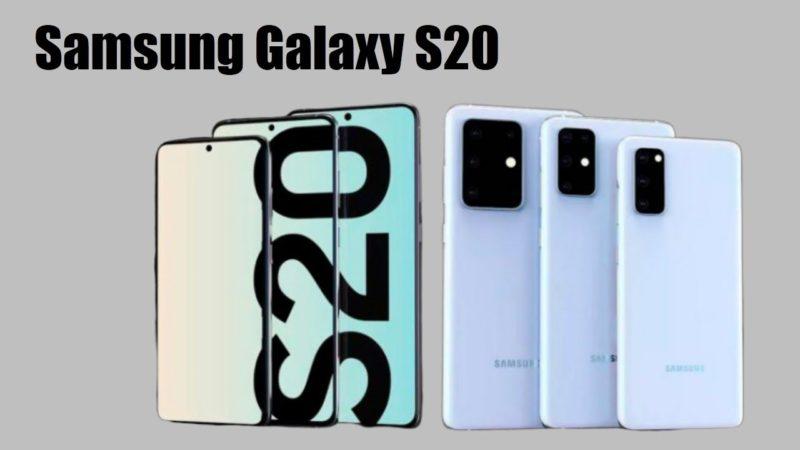 В сети появились результаты тестов Samsung Galaxy S20 + 5G