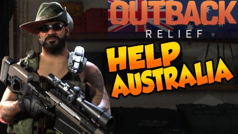 В Call of Duty: Modern Warfare началась акция по сбору средств для борьбы с пожарами в Австралии.
