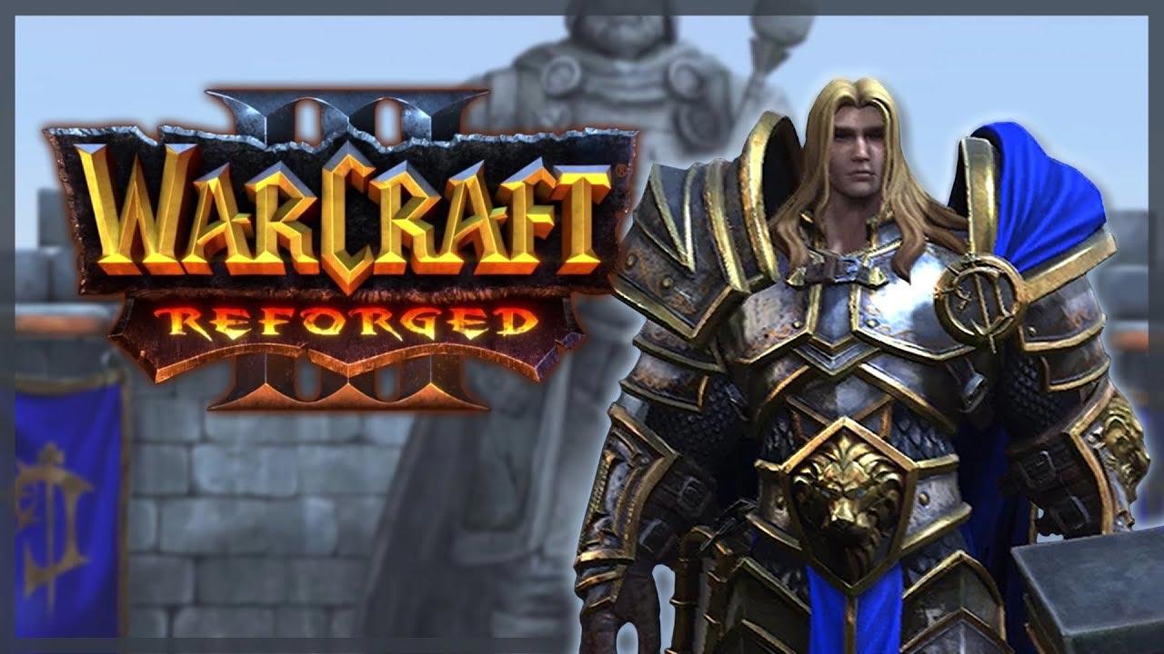 Warcraft III Reforged немного подгорела при перековке.