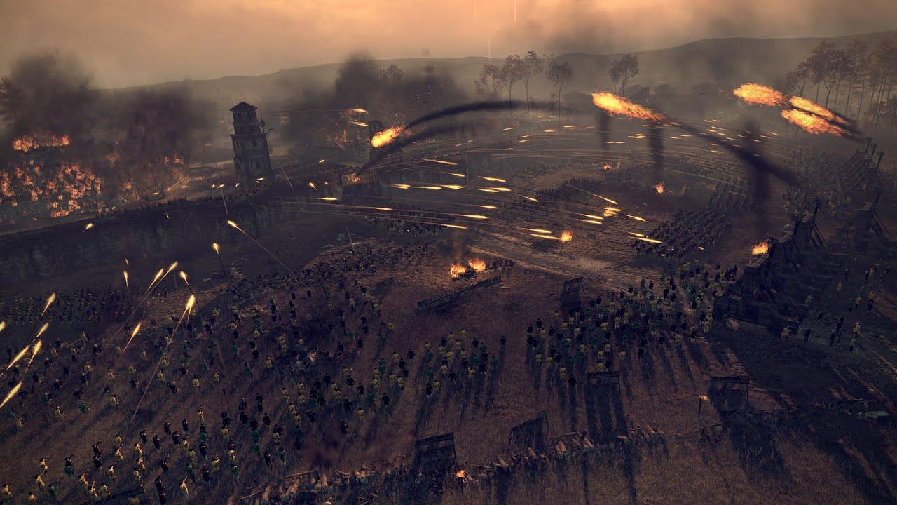 Для Total War: ATTILA вышла модификация на тему «Ведьмака».