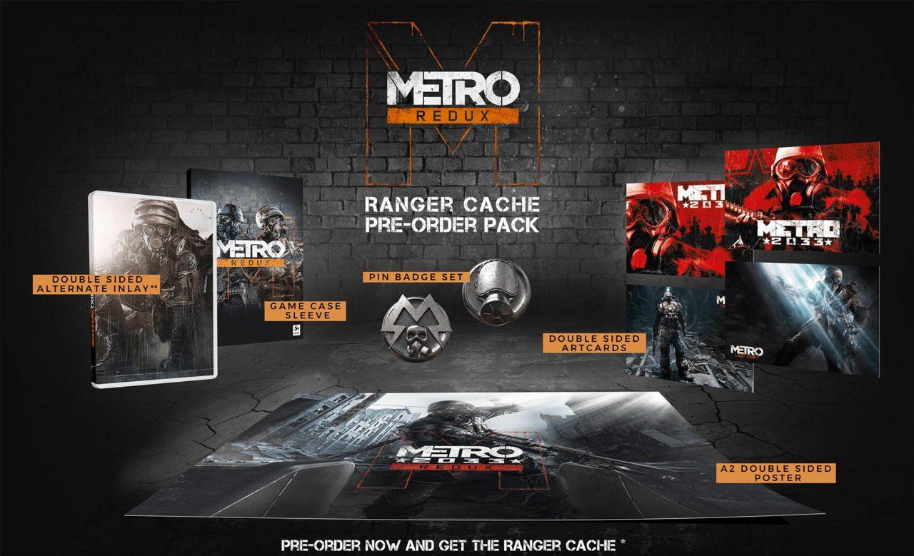 Metro Redux выйдет на Switch