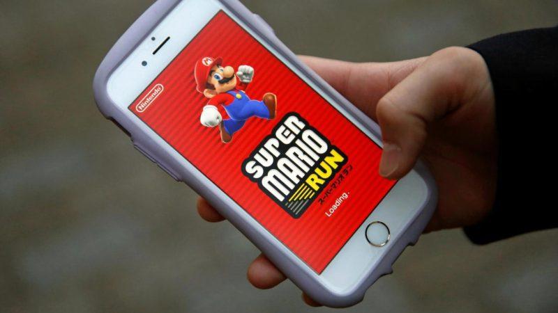 Nintendo заработала на мобильных играх более миллиарда долларов