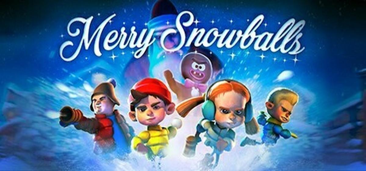 В Steam началась раздача Merry Snowballs — игры в снежки в виртуальной реальности.