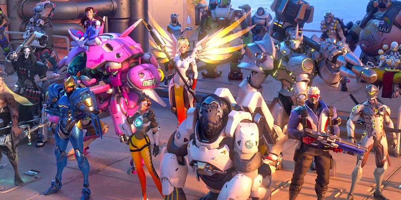 Blizzard протестирует ограничение выбора героев в Overwatch