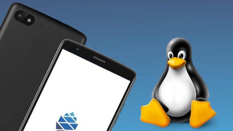 PinePhone на Linux поступает первым вкладчикам