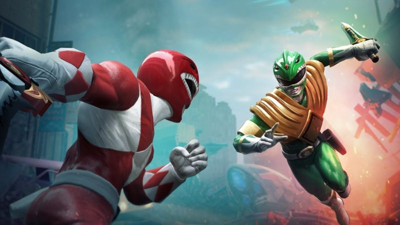 Файтинг Power Rangers: Battle for the Grid получит свою Киберспортивную Лигу.