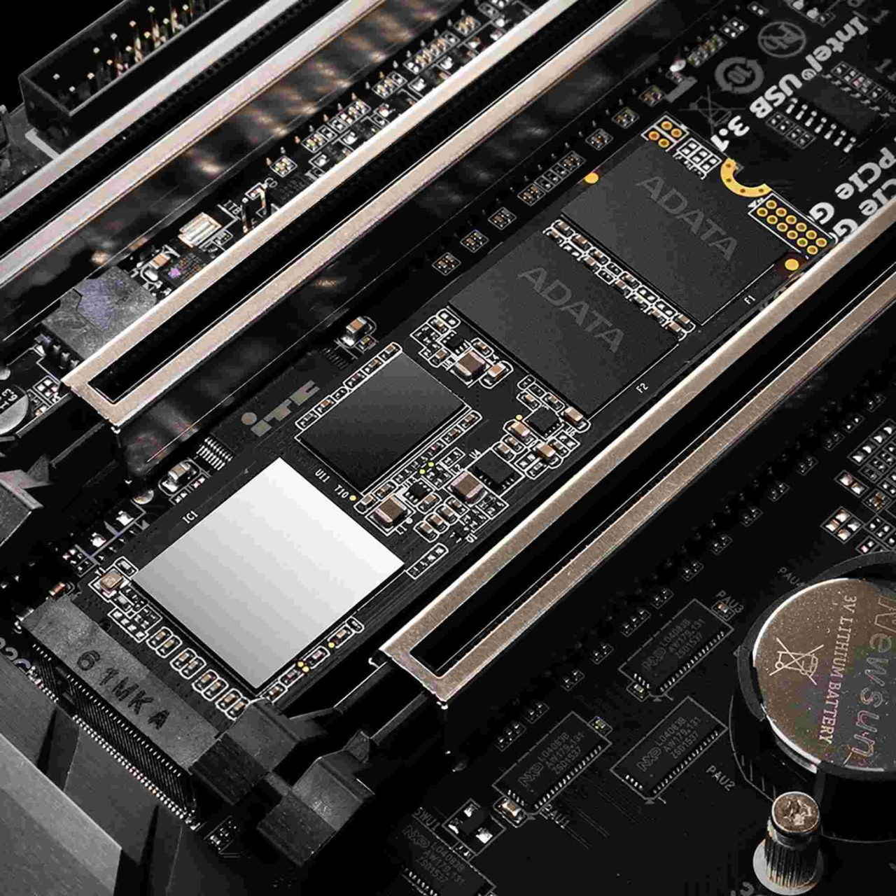 Представлен невероятно быстрый SSD от Adata