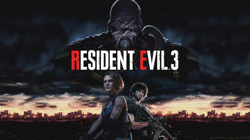 Capcom представила новый трейлер Resident Evil 3 Remake