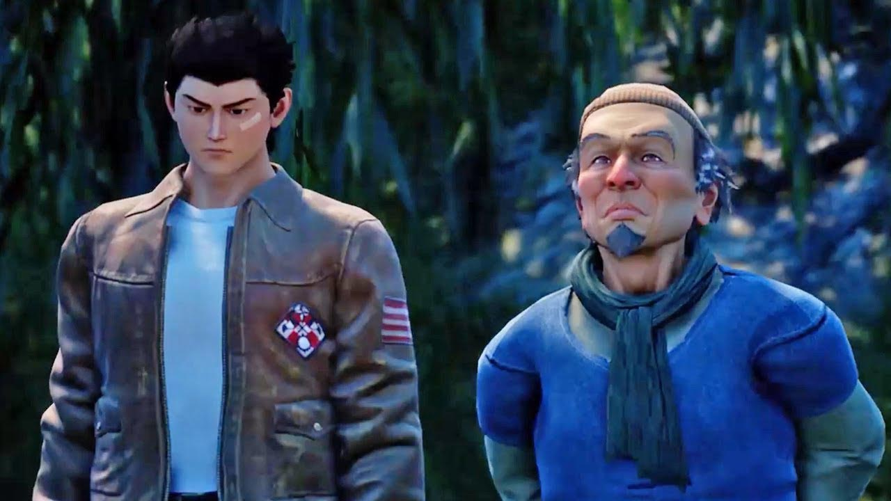 Shenmue 3 game