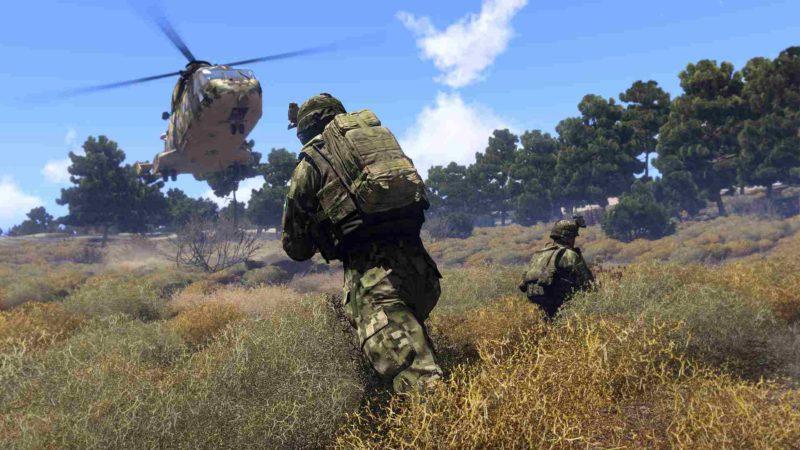 ARMA 3 будет бесплатна почти неделю