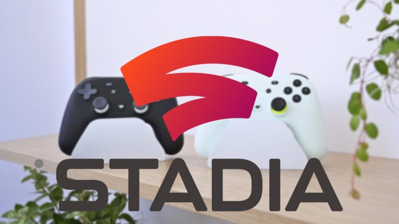 Приложение Google Stadia скачали более миллиона раз