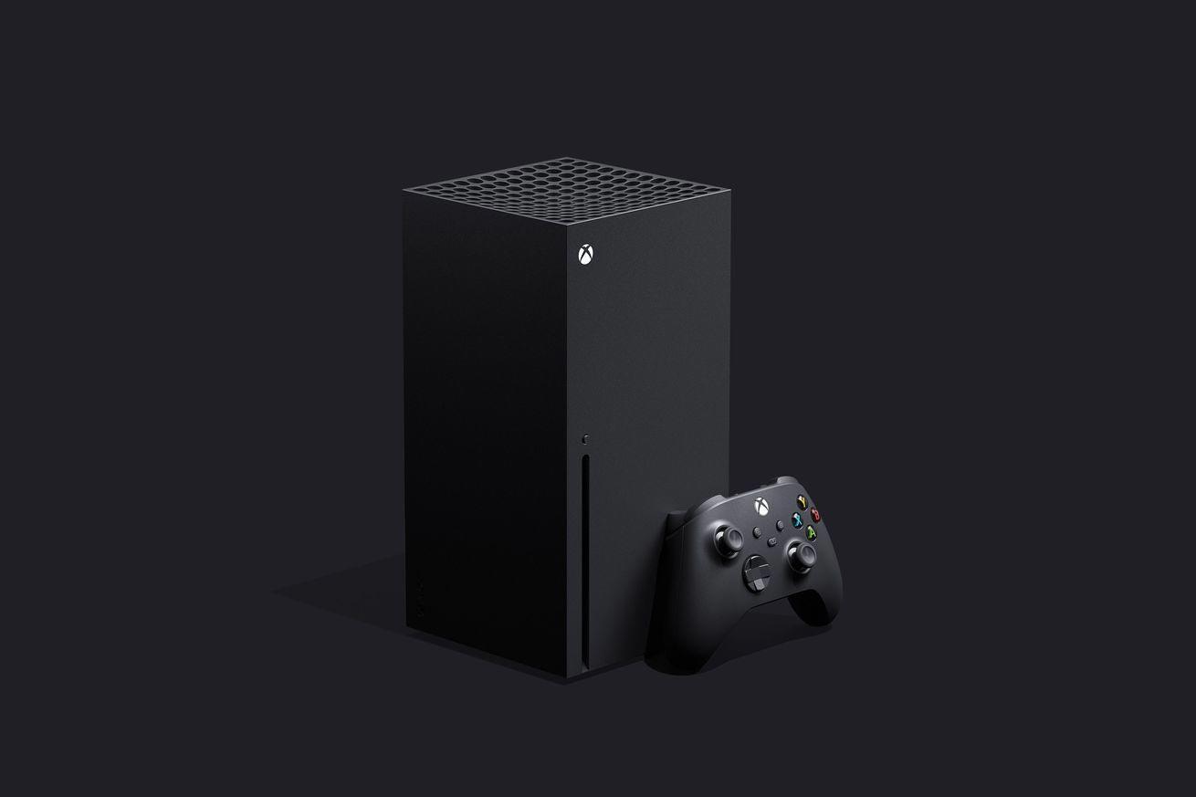 В сети опубликованы фото прототипа Xbox Series X.