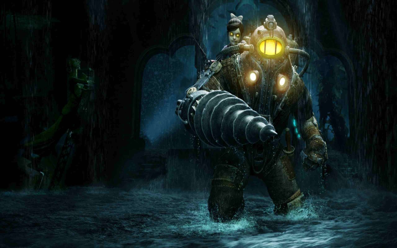 Bioshock 2 исполнилось 10 лет