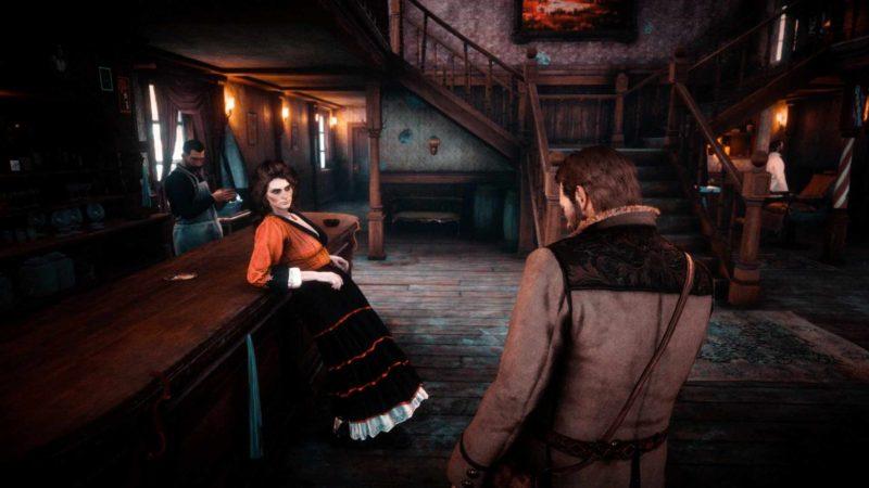 Take-Two не хочет кофе в Red Dead Redemption 2