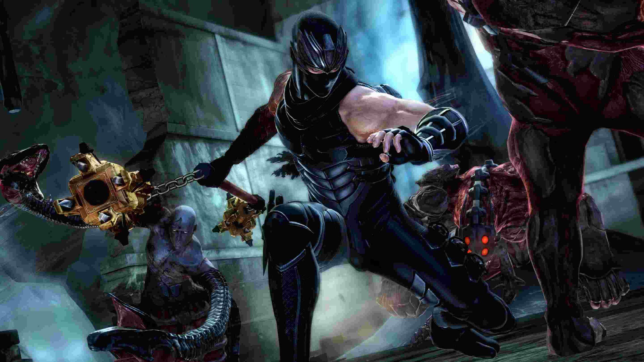 Team Ninja хотела бы сделать новую Ninja Gaiden