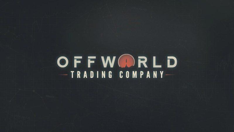 Stardock бесплатно раздает Offworld Trading Company.