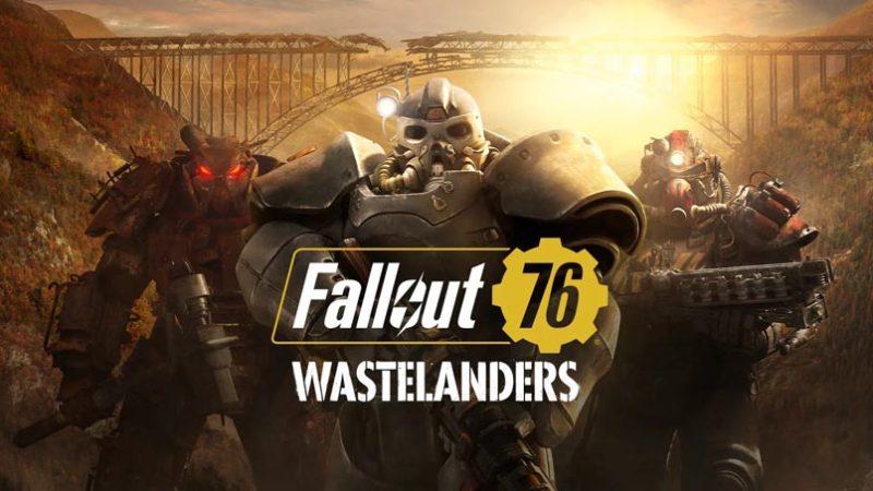 Wastelanders задержится на неделю