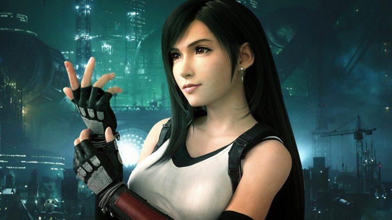 Демо-версия Final Fantasy VII доступна в PlayStation Store