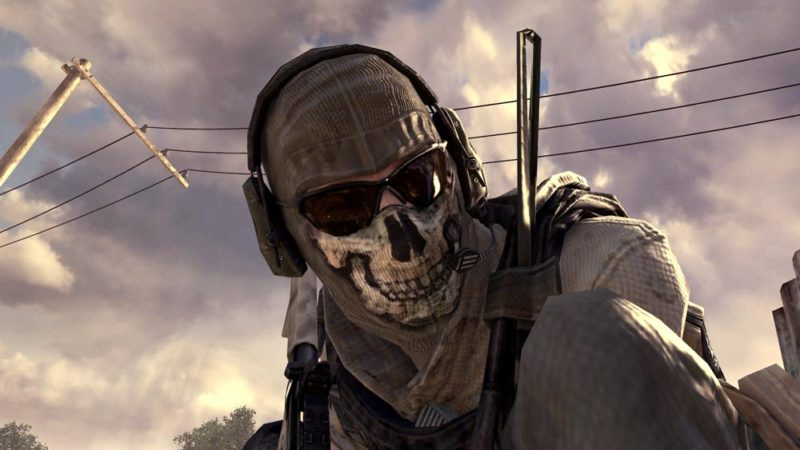 Ghost появится в Call of Duty: Modern Warfare