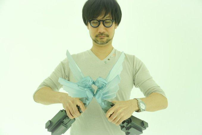 Хидео Кодзима получил статуэтки TGA