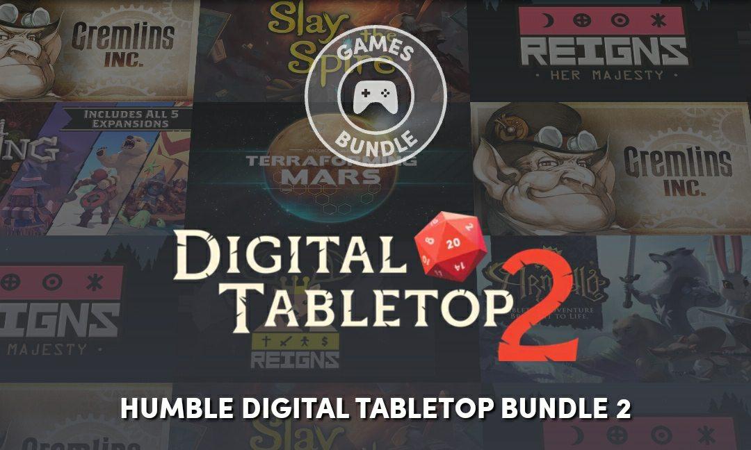 В Humble Bundle новая подборка цифровых настольных игр