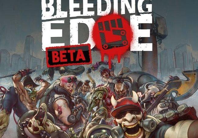 Кровоточащий бета викенд в Bleeding Edge